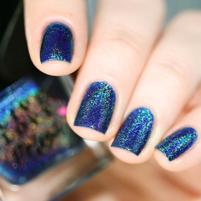 Winter Nail Colors Try in Holo picture 2