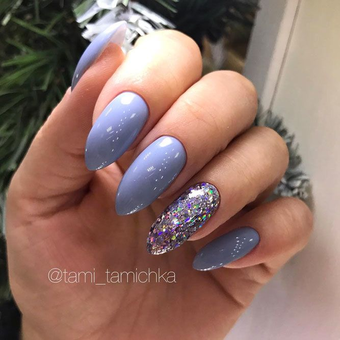 Gold and Silver Glitter