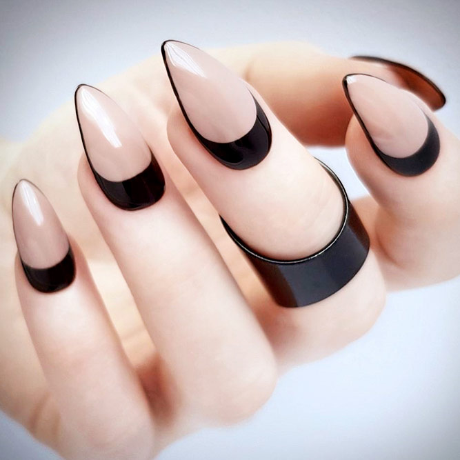 Almond Long Nails picture 2