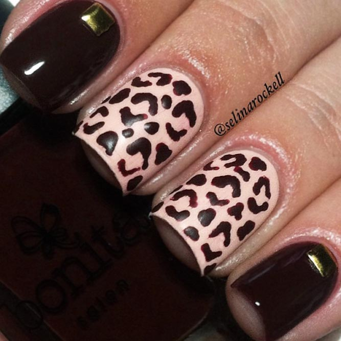 Sexy Leopard Manicure You Will Want To Wear picture 2