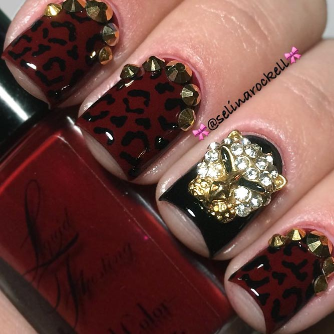 Sexy Leopard Manicure You Will Want To Wear picture 1