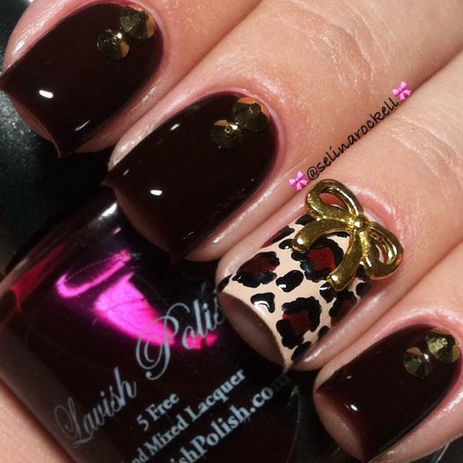 Sexy Leopard Manicure You Will Want To Wear picture 3