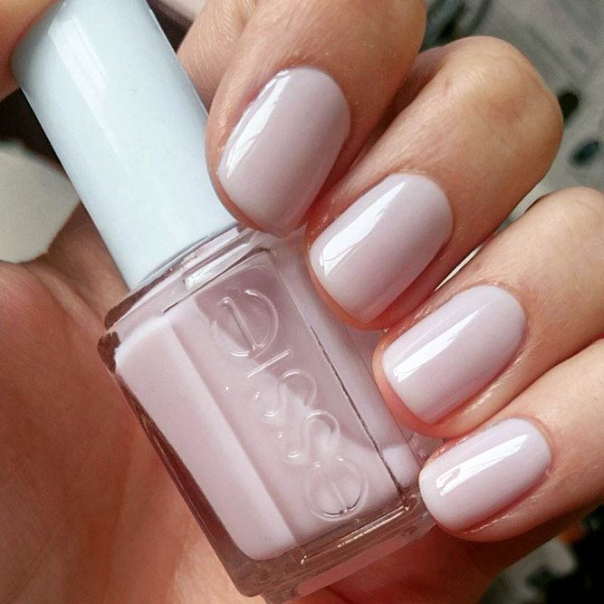 Essie Mademoiselle Polish For Medium Skin