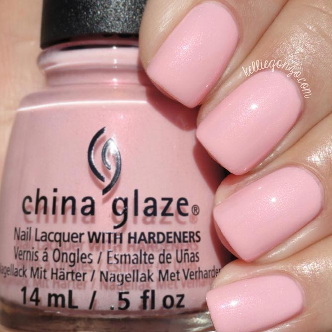 Nude Nail Colors for Ladies with Medium Skin Tone picture 2