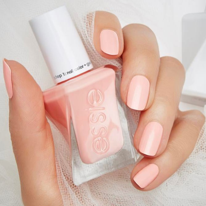 Nude Nail Colors for Ladies with Medium Skin Tone picture 3