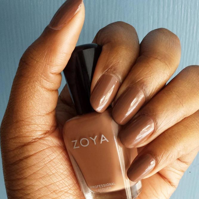 Zoya Chanelle Nail Polish For Dark Skin