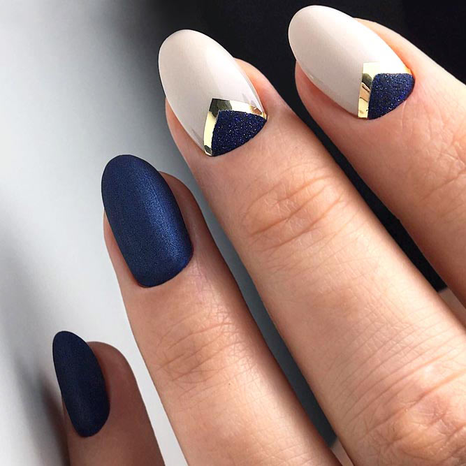 25 Classy Nails Designs To Fall In Love Naildesignsjournal