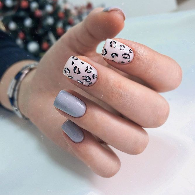 Gentle Mani With Brave Animalistic Accents
