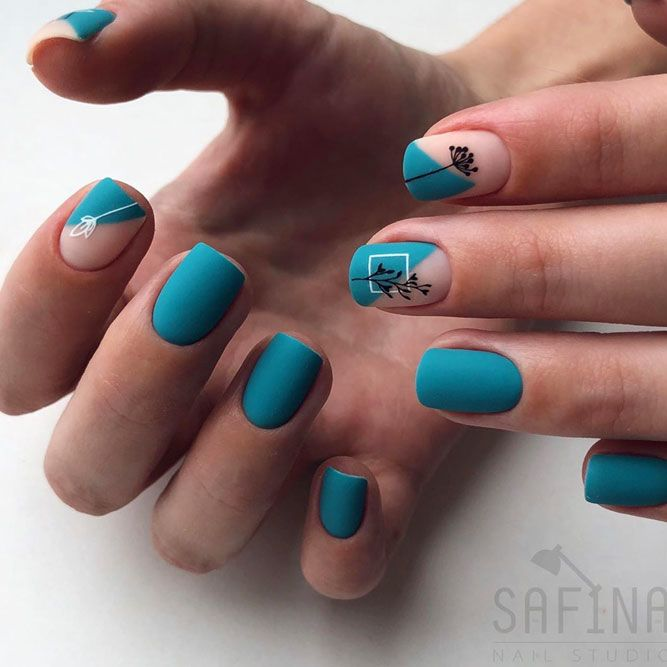 Beauty Teal Design
