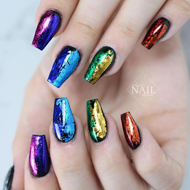 40 Fancy Nails Looks You Cannot Resist Naildesignsjournal