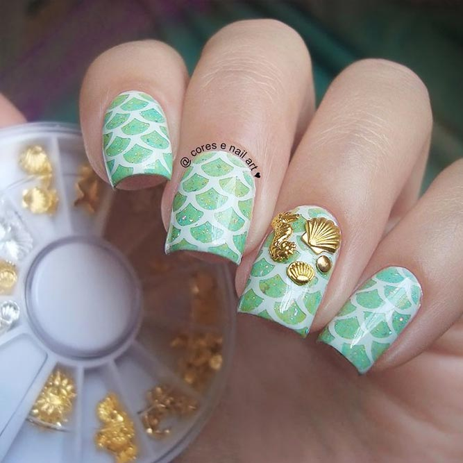 Inspiring 3D Nail Art Ideas picture 2