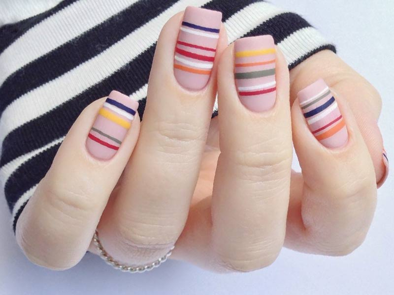 40+ Fancy Nails Looks You Cannot Resist | NailDesignsJournal.com