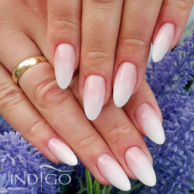 Light Pink Ombre Nails for the Sweetest Ladies picture 1