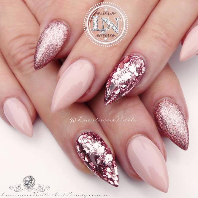 27 Pink Nails Ideas Everyone Should Own Naildesignsjournal