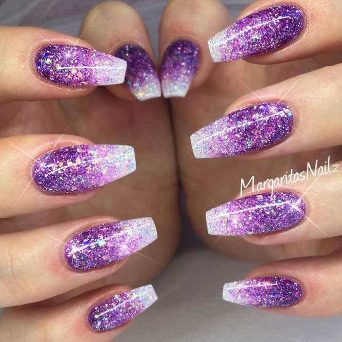 27 Trendy Purple Nails Looks To Consider Naildesignsjournal