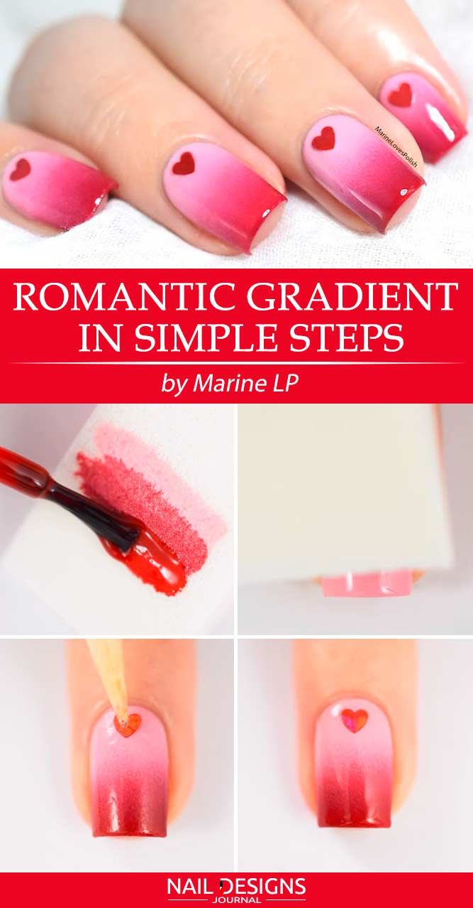 Romantic Gradient In Simple Steps