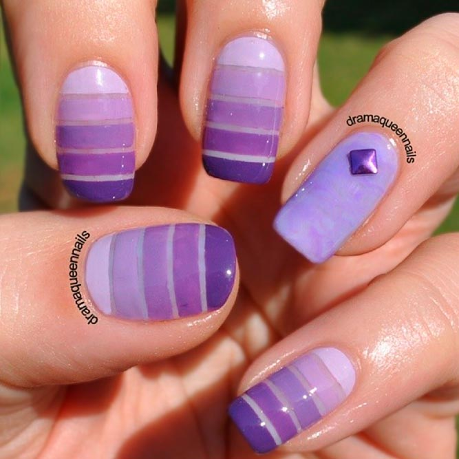 Deep Purple And Lilac Combos picture 2