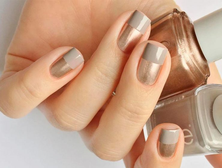 Prettiest Rose Gold Nails Designs You Should Try Out