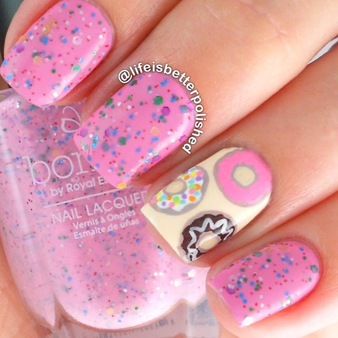 Sweet Nail Art picture 1