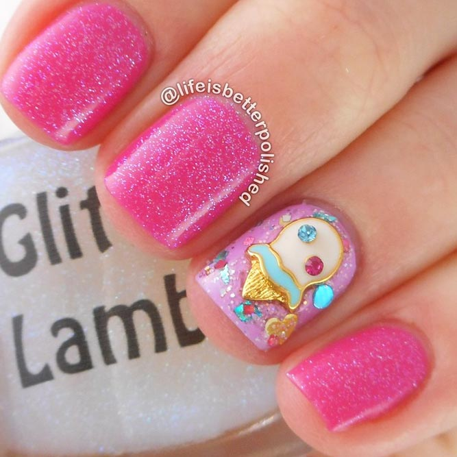 Sweet Nail Art picture 3