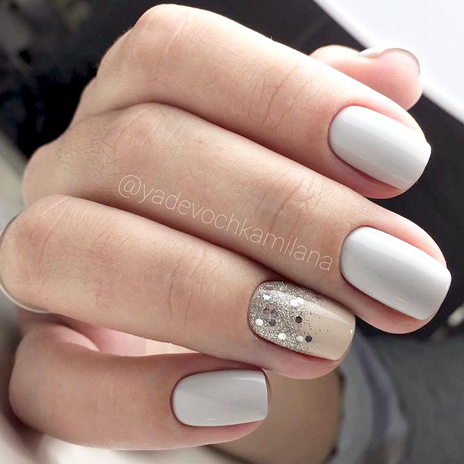 Elegant Shining For Season Nails picture 2