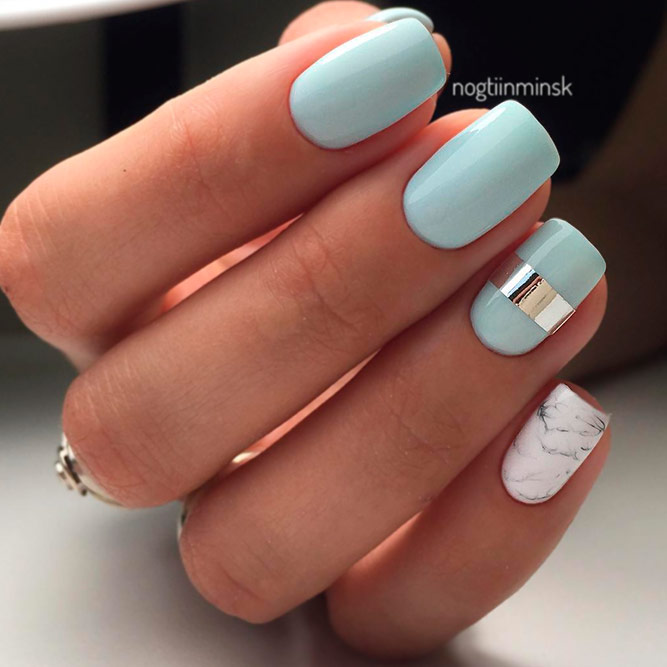 27 Pastel Colors Nails Ideas To Consider