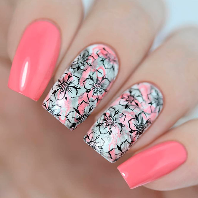 Quick and Easy Stamping Flowers picture 2