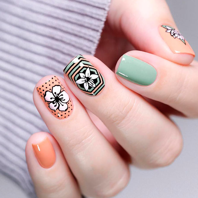 Quick and Easy Stamping Flowers picture 3