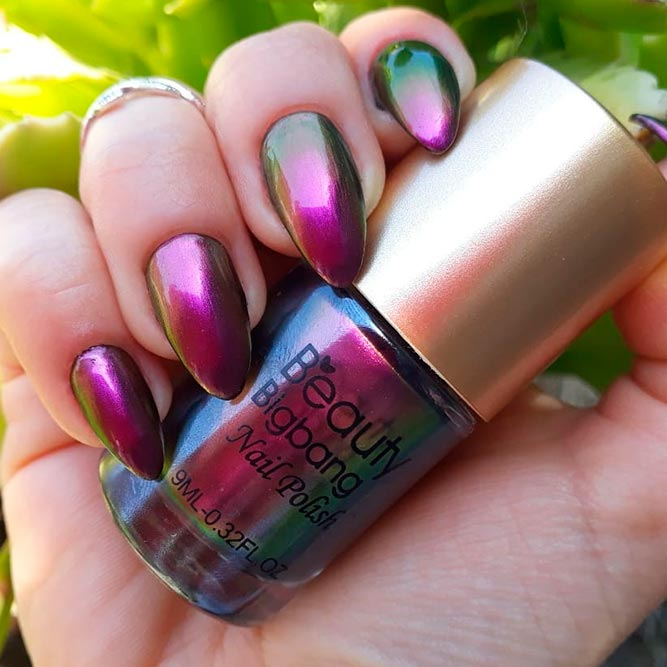 Duo-Chrome Nail Polish picture 2