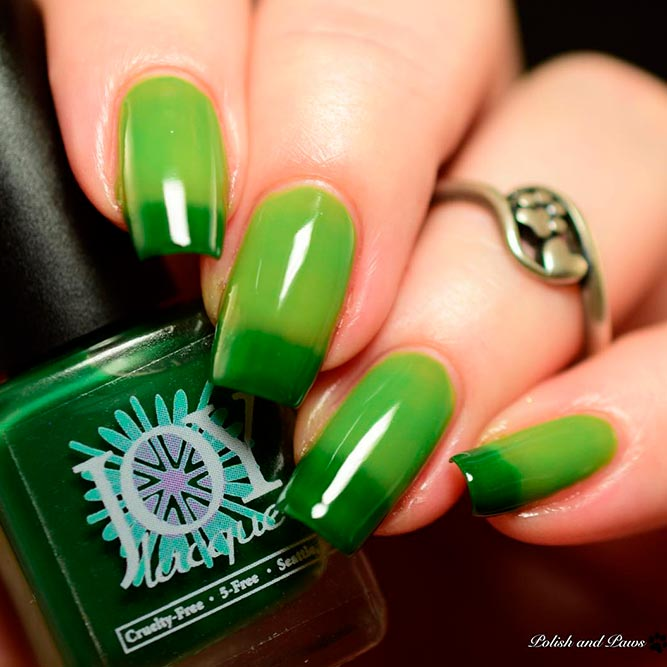 Joy Lacquer Color Changing Nail Polish picture 1