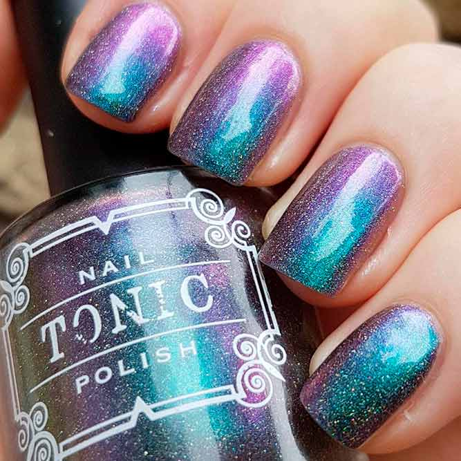 Duo-Chrome Nail Polish picture 3