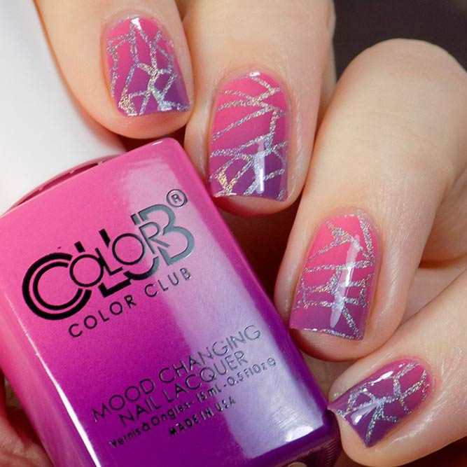 Choose Your Favorite Nail Art Using Mood Polish picture 3