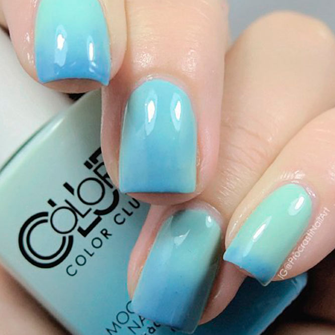 Color Club Changing Nail Polish picture 3