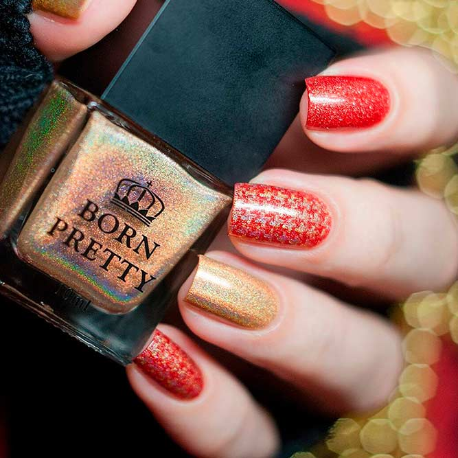 Born Pretty Holographic Nail Polish picture 3