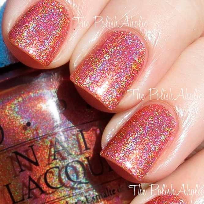 Holographic Nail Polish OPI picture 1