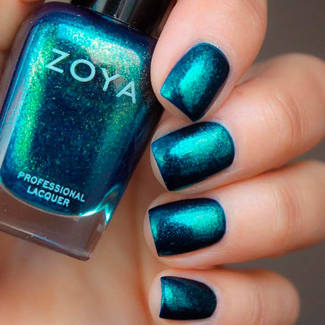 ZOYA Holographic Nail Polish picture 3