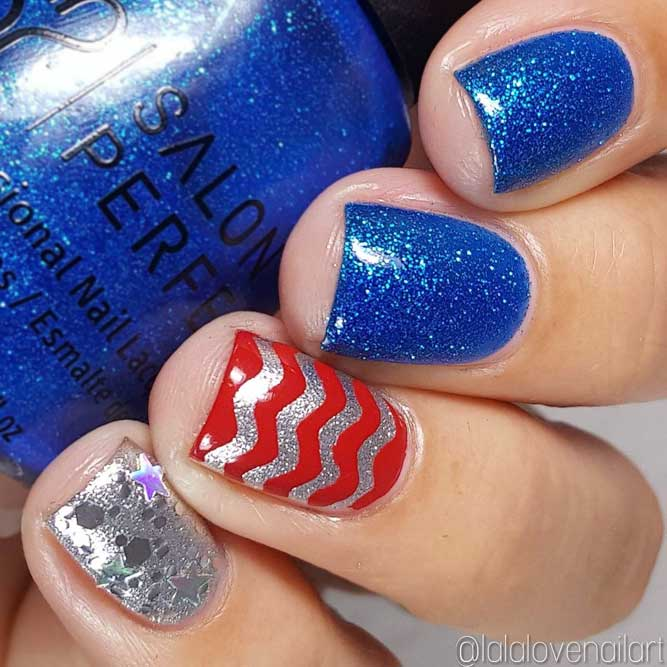 27 Exquisite Memorial Day Nail Designs Naildesignsjournal Com