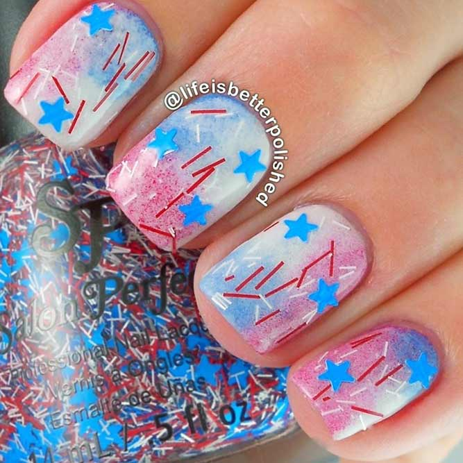Star Nail Art picture 1