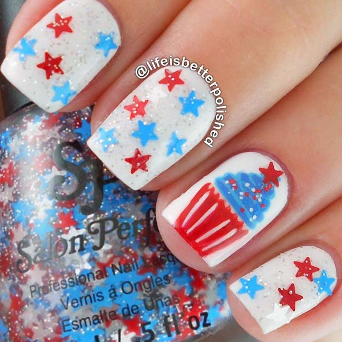 Star Nail Art picture 3