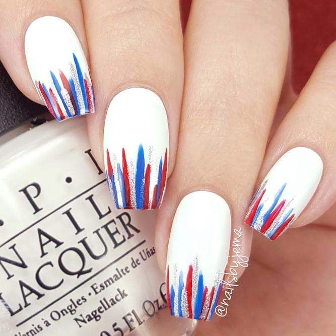 Striped Nail Designs picture 3