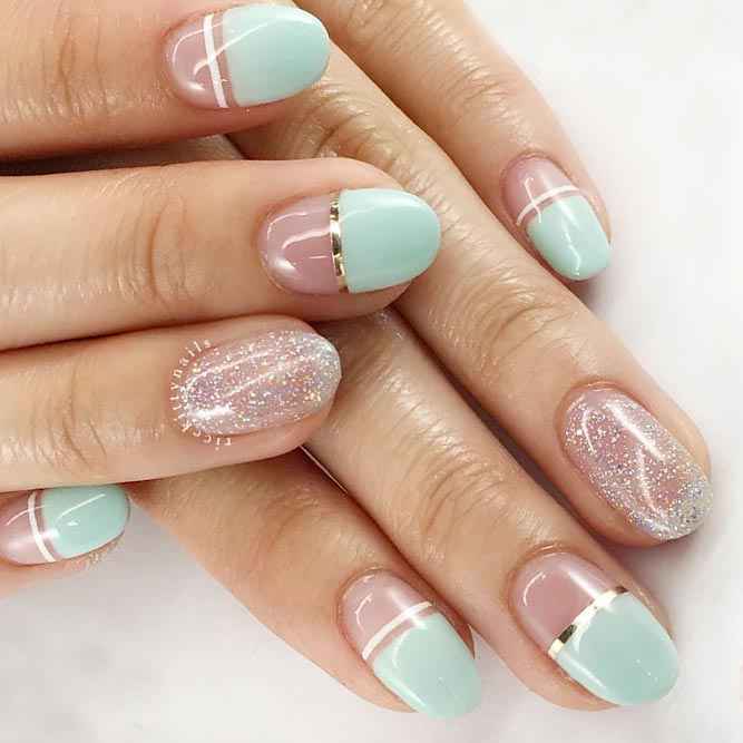 Mint Green Nail Color is a Summer Must Have picture 2