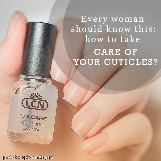 Summary - How To Take Care Of Your Cuticles #simplenails