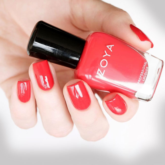 Red Cream Zoya Karen