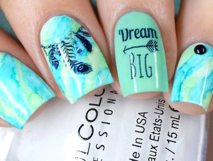 Ways To Do Sharpie Nail Art At Home Design Ideas For Every Taste