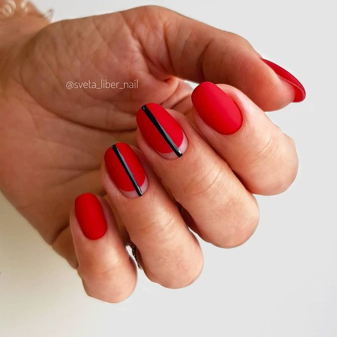 Valiant Poppy One Of The Most Classic Fall Nail Colors