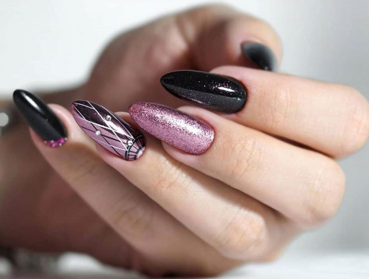 Flawless Gel Nails At Home Created On Your Own