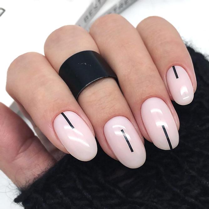 Geometric Striped Designs