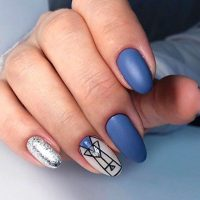 fresh designs to enhance your almond nails