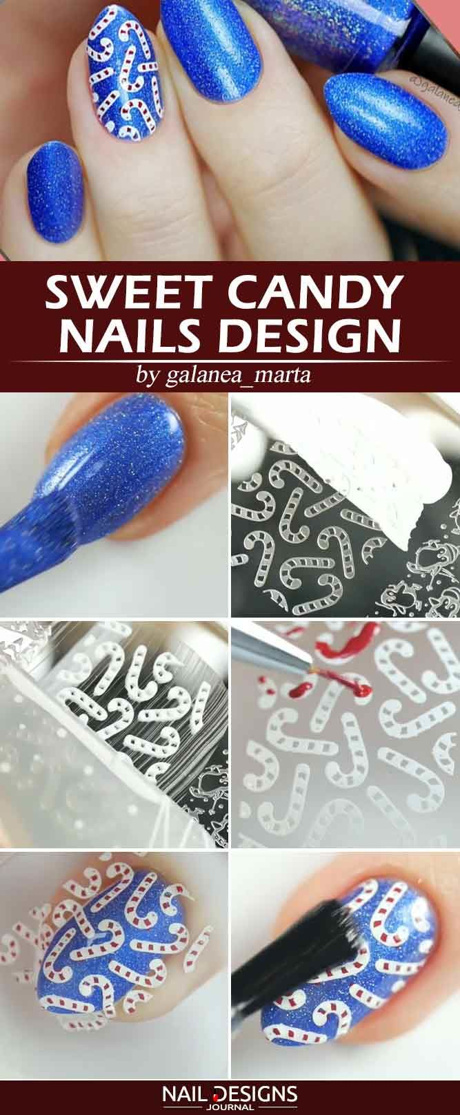 Candy Nails Design