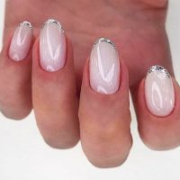 fancy french manicure designs  naildesignsjournal